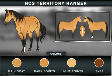 NCS Territory Ranger by Volt-Draws