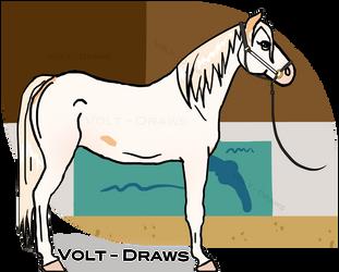 Dove [Halter] by Volt-Draws