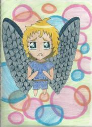 Michael - Archangel by prpltennisgrl