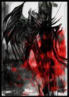 demon of curse by HeartySpades