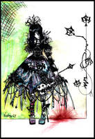 Queen of Spades by HeartySpades