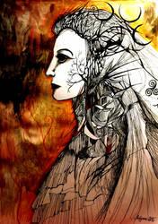 Wiccan Goddess .Hekate. by HeartySpades