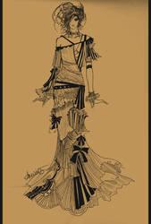 Goddess 1 by HeartySpades