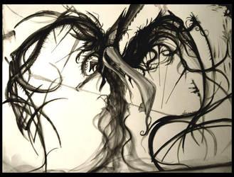 dark angel 2 by HeartySpades