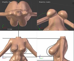 Medial Boobs in 3d by MoIIsEsS2