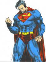Superman by SurrealDesirex