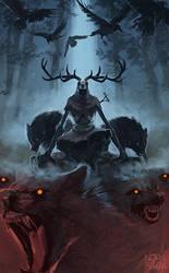 Wild Hunt by norapotwora