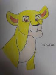 Art-trade: Jamila by carlos3112lk
