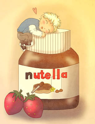 Nutella love by carroswensson