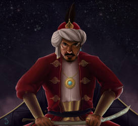 Sultan Stark by astarayel