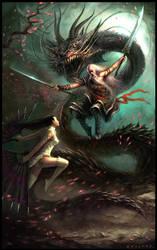 Dragon Style by guterrez