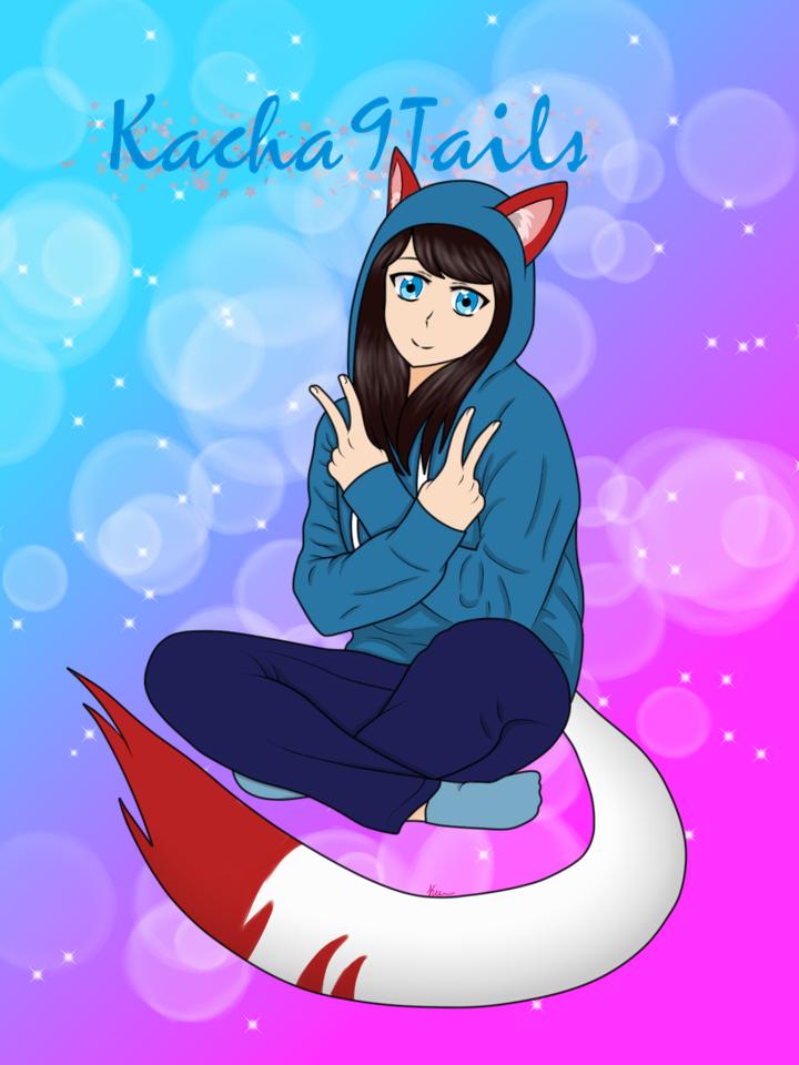 Kitsune by Kacha9Tails