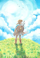 Breath Of The Wild by PitchBlackEspresso
