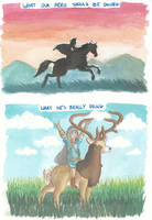Breath of the Wild Priorities: Mounts by PitchBlackEspresso