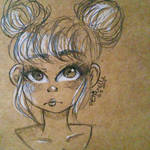Toned Paper Example by Etrenelle