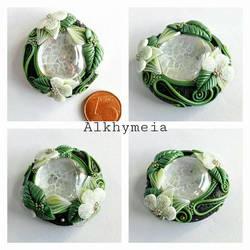 Goccia in Verde by Alkhymeia