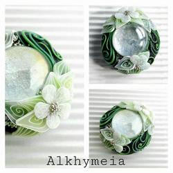 Goccia Verde by Alkhymeia