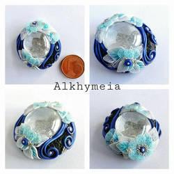 Goccia in Azzurro by Alkhymeia