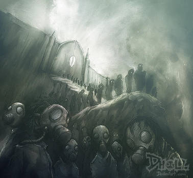 Death March by dholl