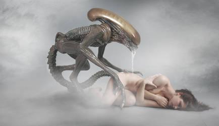 Alien lover by deadengel