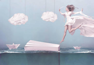 Dream Jumper by deadengel
