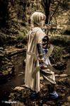 Edge Geraldine (Final Fantasy IV) by Nullien