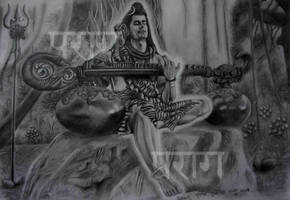 Mahadev by parag457