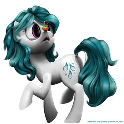 Commission: Dew Droplet OC by Here-for-the-ponies