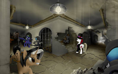Prison Break by Here-for-the-ponies