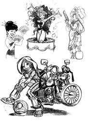 Sketchbook(GraceyGirls5) by dagracey
