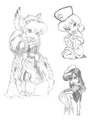 Sketchbook(GraceyGirls4) by dagracey