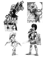 Sketchbook(GraceyGirls1) by dagracey