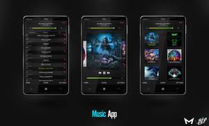 Music App by Malcov by Malcov