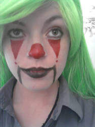 Golem Clown by Valentine-13