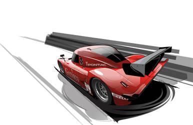 Gainsco Racing by graphicwolf