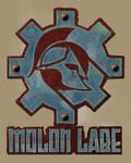 Molon Labe shirt design by graphicwolf