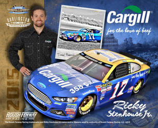 Cargill Throwback Front by graphicwolf