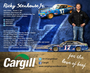 Cargill Throwback Back by graphicwolf