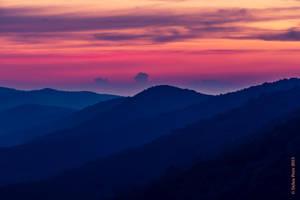 Vivid Skyline by PeaTree-Creations