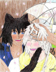 Nitro+Chiral Clear x Asato Color by jackelopeking