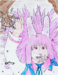 OC Yuki Usui Color by jackelopeking