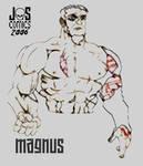 Magnus by JScomics