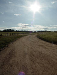 Dirt Road 01 by Anrev
