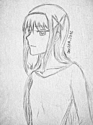 Ribbon Homura by Natsuki-MaiHiME