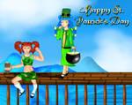 St Patrick's Day 2018 by YukiSenmatsu