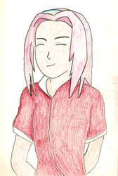 sakura chan by dratini-chan