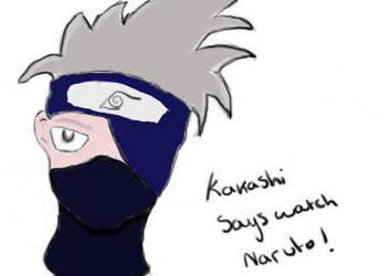 Watch Naruto by dratini-chan