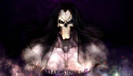 DEATH- Darksiders 2 wallpaper by VenzonGraphix
