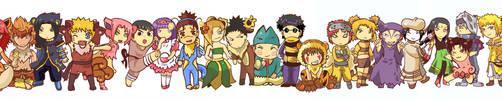 Naruto meets pokemon by Chibi-BB