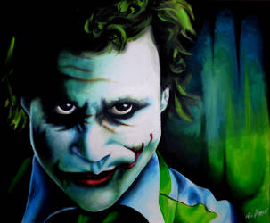 Joker - Life Been Good To Me by NeverLookBackk